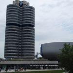 ミュンヘン BMW博物館までUバーンでの行き方