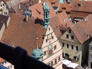 ローテンブルク仕掛け時計