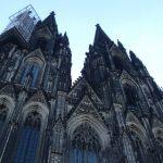 世界遺産ケルン大聖堂 と チョコレート博物館