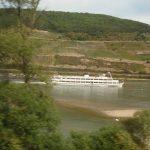 DBドイツ鉄道 IC特急でライン川下り 鉄道でも古城めぐりができます