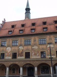 ウルム市庁舎