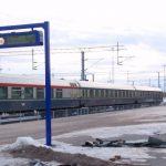 寝台列車 サンタクロースエクスプレス  ロヴァニエミからヘルシンキ間乗車記