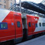 フィンランド国鉄 VR 夜行寝台列車 サンタクロースエクスプレス事前予約方法