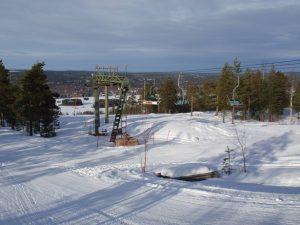 オウナスバーラ スキー場