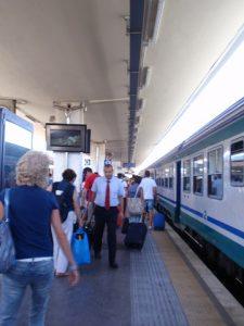 鉄道ピサ駅