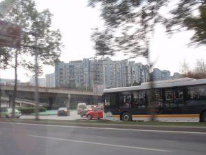 成都市バス