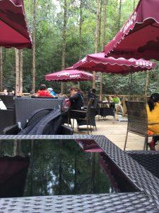 パンダ基地カフェ