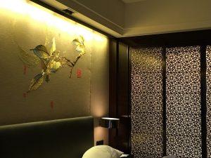 パンダガーデンホテル部屋