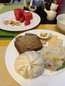 パンダガーデン朝食点心