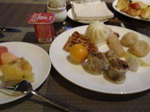 成都空港ホテル朝食