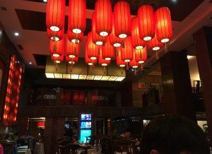 陳麻婆豆腐店内
