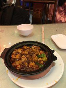 陳麻婆豆腐 小