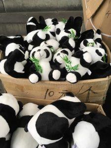 熊猫批友 ぬいぐるみ