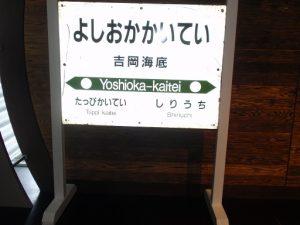 吉岡海底駅