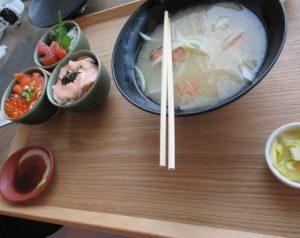 椿サロン 和食朝食