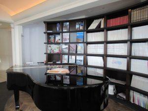 椿サロングランドピアノ