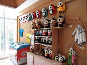 熊猫谷売店