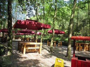 熊猫谷休憩所