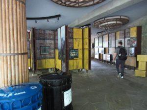 スミソニアン動物園パンダ舎