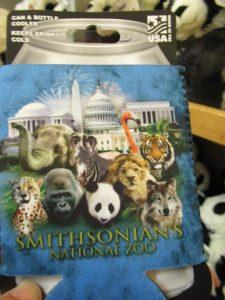 スミソニアン動物園ショップ缶カバー