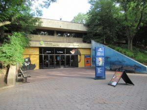 スミソニアン動物園ビジターセンター