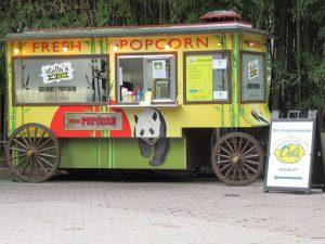 スミソニアン動物園パンダワゴン