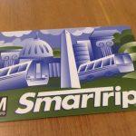 ワシントンDC 地下鉄乗車に必要なSMARTRIPスマートリップ購入方法
