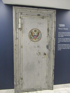 旧郵便局ワシントン時計塔展望台展示