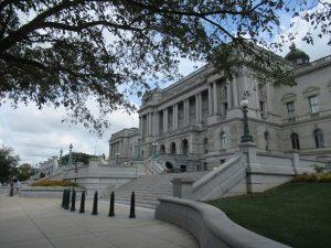 アメリカ国立図書館(議会図書館)