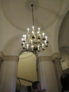 国会議事堂シャンデリア