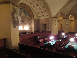 国会議事堂内 裁判所