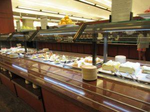 アメリカ国会議事堂カフェケーキ