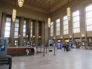 フィラデルフィア30THストリート駅