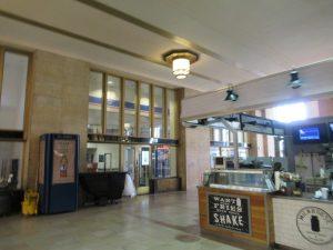 フィラデルフィア駅のショップ