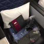 デルタ航空で羽田からアメリカ搭乗記 プレミアムセレクトとコンフォートプラスの違い