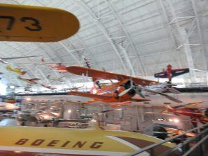 ウドヴァーハジーセンター飛行機