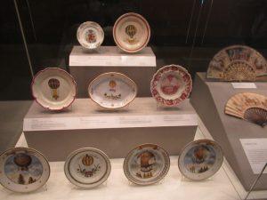 ウドバーハジーセンター お皿の展示