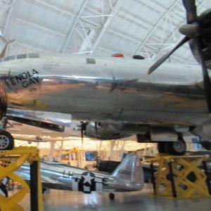 ウドバーハジーセンター エノラゲイ機体