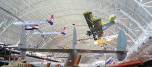 ウドバーハジー展示飛行機