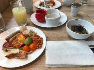 ヒルトン名古屋朝食