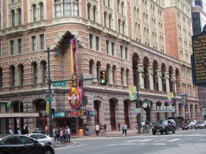 フィラデルフィア ハードロックカフェ